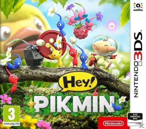[Libro.at] Hey! Pikmin für Nintendo 3DS