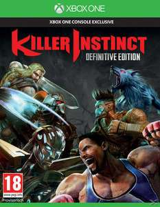 [Libro.at] Killer Instinct Definitive Edition für Xbox One