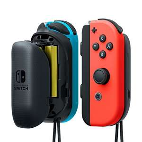[Amazon] Nintendo Switch Joy-Con-AA-Batterie 2er Set