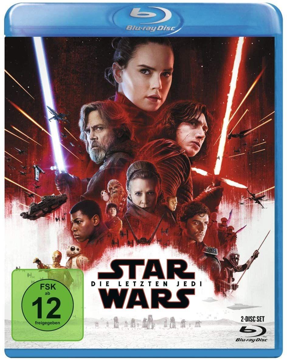 Star Wars: Die letzten Jedi (Bluray)