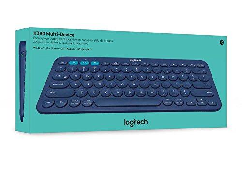 """Logitech """"K380"""" Bluetooth-Tastatur für Windows, Mac, Chrome und Android"""