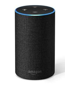 Amazon Echo (2. Gen.) in Schwarz (Prime)