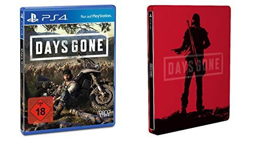 Days Gone + Steelbook (PS4)