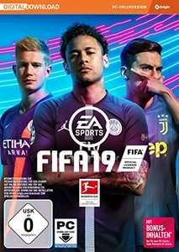FIFA 19 - Standard Edition Origin Key