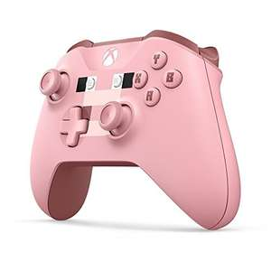 Xbox Wireless Controller (Minecraft Rosa Limited Edition)