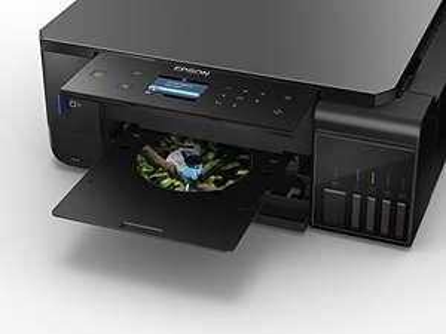 Epson EcoTank ET-7700 3-in-1 Tinten-Multifunktionsgerät (A4, 5 Farben, Fotodruck, Duplex, WiFi)