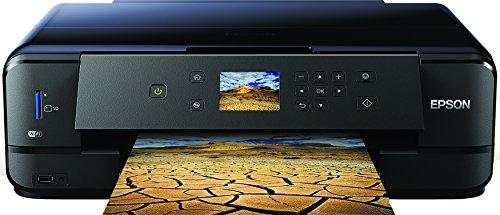 Epson Expression Premium XP-900 3-in-1 Tintenstrahl-Multifunktionsgerät Drucker (A3, WiFi, Duplex, Einzelpatronen, 5 Farben)