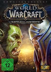 World of WarCraft - Battle for Azeroth (Add-on) (MMOG)