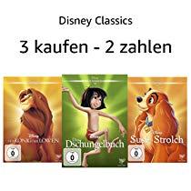 Disney Classic - 3 kaufen, 2 bezahlen