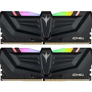INNO3D iChiLL RGB DIMM Kit 16GB, DDR4-3000, CL16-18-18-36