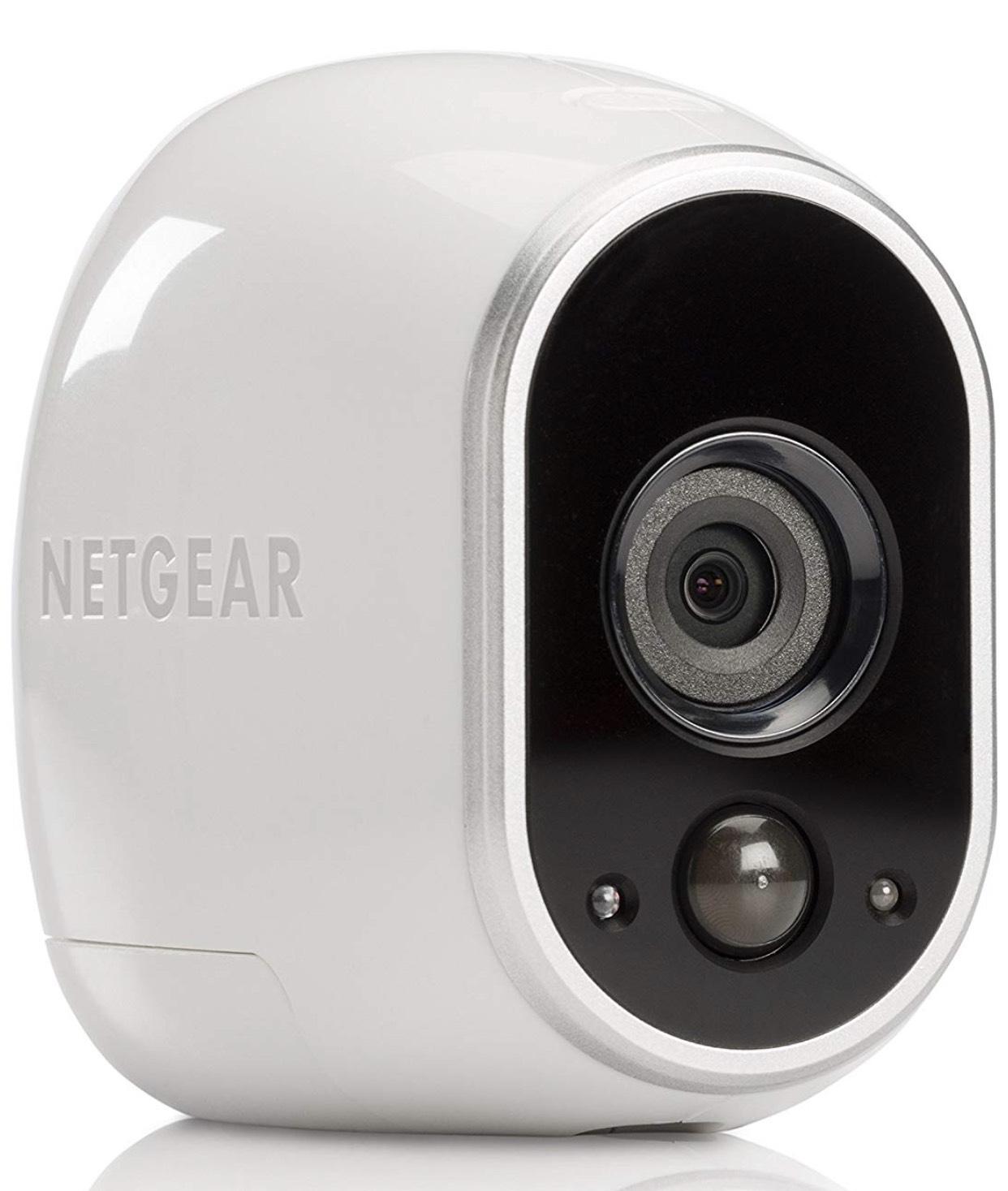 Netgear Arlo VMC3030 Zusatzkamera mit Bewegungssensor