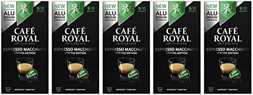 50x Café Royal Nespresso Kapseln (alle Stärken!!!)