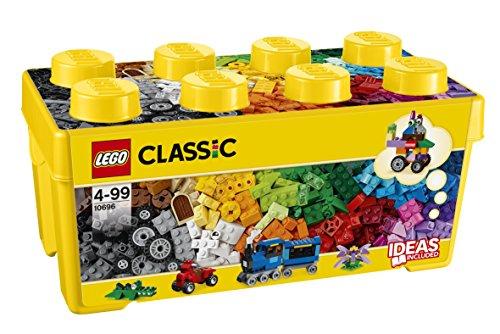 LEGO Classic - Mittelgroße Bausteine-Box