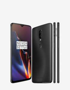 [Amazon.ES] OnePlus 6T Midnight Black, 8GB Ram, 128GB