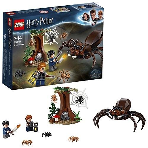 LEGO Harry Potter - Aragogs Versteck (75950)