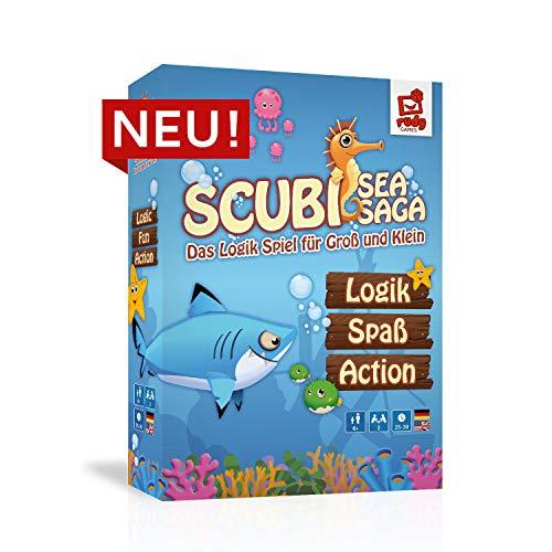 Kinderspiel: Scubi Sea Saga [Amazon Blitzangebot]