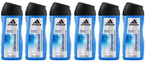 """6x adidas """"climacool 3in1"""" Duschgel"""