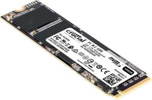 Crucial CT1000P1SSD8 P1 1 TB (3D, NAND, NVMe, PCIe, M.2)