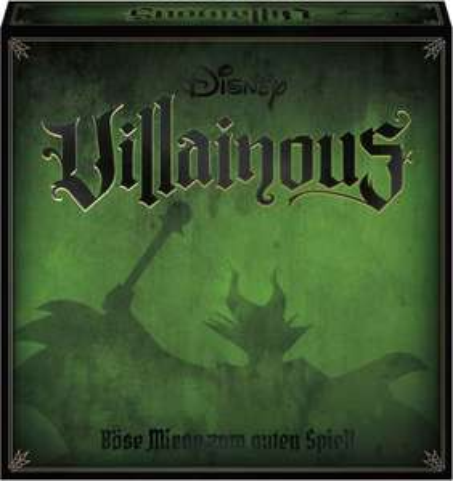Disney Villainous Kartenspiel