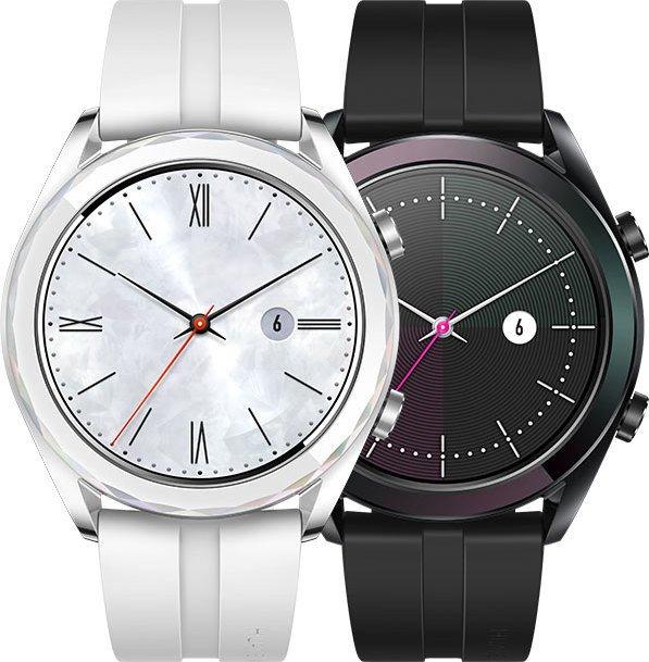 Huawei Watch GT Elegant silber oder schwarz