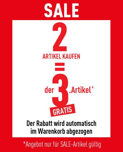 Pimkie: 2 Sale-Artikel kaufen und den 3. Gratis erhalten