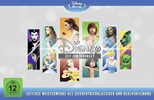 Disneys zeitlose Meisterwerke [Blu-Ray]