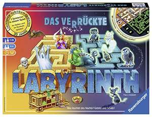Das verrückte Labyrinth - Jubiläums Edition