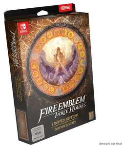 Fire Emblem Three Houses Limited Edition