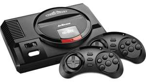 SEGA Megadrive Flashback HD Retro Konsole inkl. 2 Wireless Controller