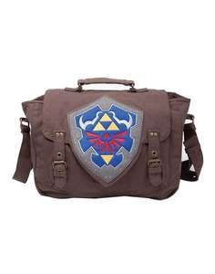 [Gamestop] The Legend of Zelda - Messenger Bag Shield