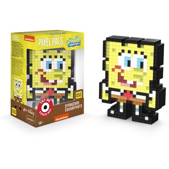 [Schwammjäger] Pixel Pals Spongebob Schwammkopf bei Gamestop