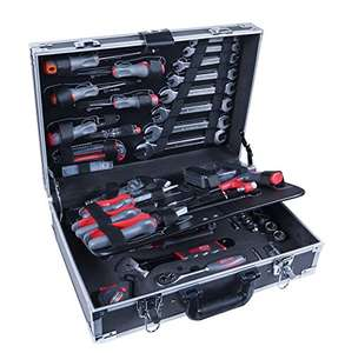 Connex Werkzeugkoffer mit 116-teiliger Bestückung