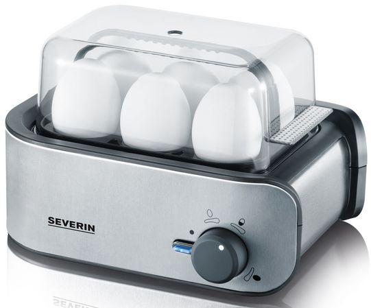 Severin EK 3134 Eierkocher (400W, bis zu 6 Eier)