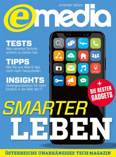 "(Exklusiv) ""E-Media"" Magazin Jahres-Abo"