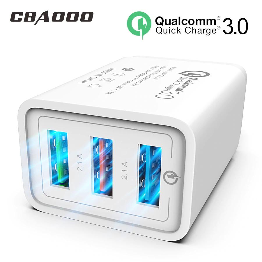 Qualcomm Quick Charge 3.0  Ladegerät
