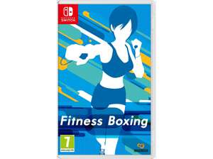 [MediaMarkt.at] Fitness Boxing (Switch)