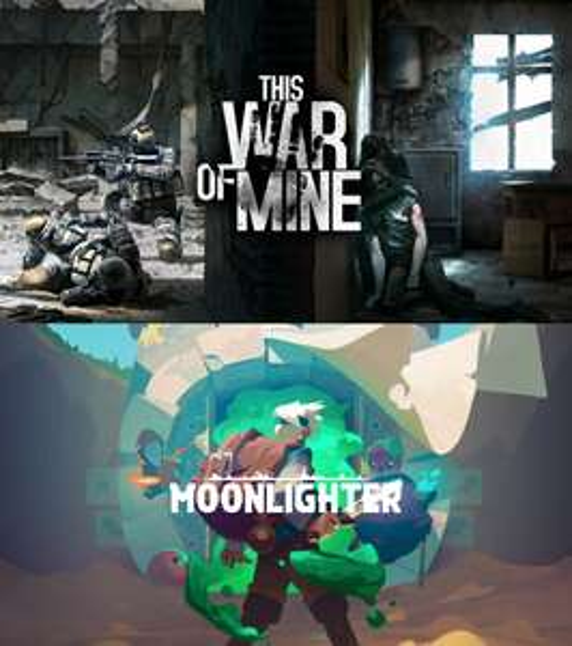 Epicgames.com: This war of mine & Moonlighter