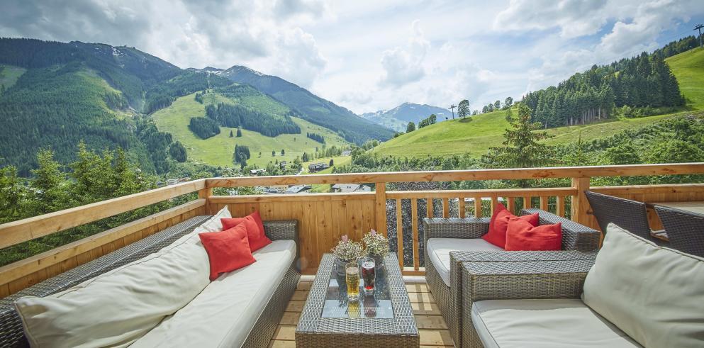 AlpenParks Hotel & Apartment Sonnleiten - 2 Übernachtungen im Studioapartment Alpine SPA mit eigener Sauna