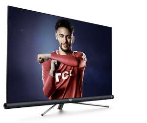 www.AMAZON.de l TCL 55DC766 Fernseher 139 cm (55 Zoll) Smart TV 4k, HDR, Google Home Assistant Android