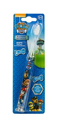 Paw Patrol Nickelodeon blinkende Zahnbürste  - PLUS Produkt