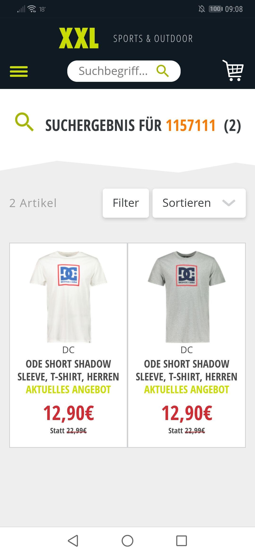 DC Skate Ware Shirt für Herren in 2 Farben € 3,95 Versandkosten