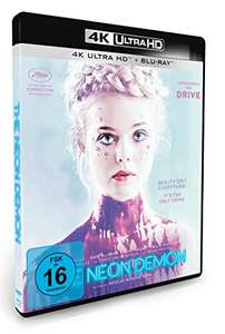 The Neon Demon (4K Ultra-HD) (+ BR) [Blu-ray]