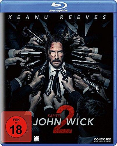 (Prime) John Wick: Kapitel 2 (Blu-ray)