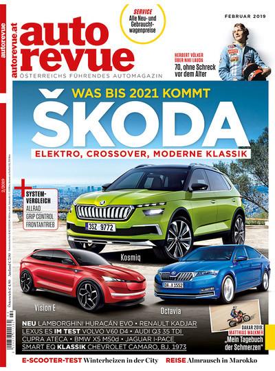 12x Auto Revue im Jahresabo