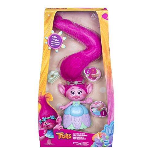[kleiner Preisjäger] Hasbro Trolls - Haarzauber Poppy