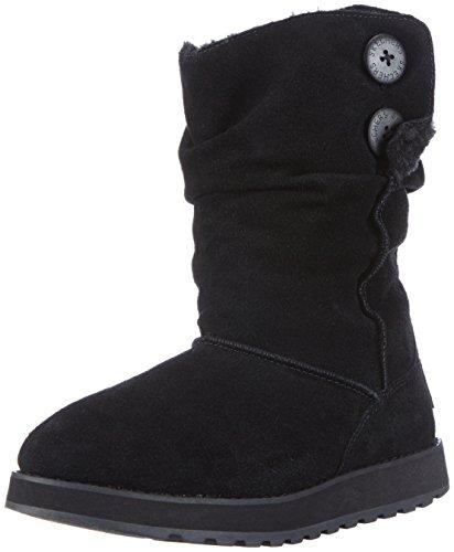www.AMAZON.de l ***Der Winter naht*** l Skechers Damen Halbschaft Stiefel in schwarz verschiedenen Größen
