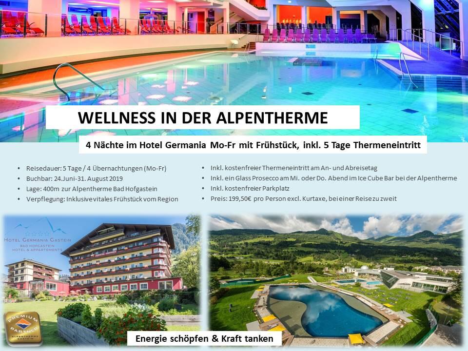 Alpentherme + 4*Hotel