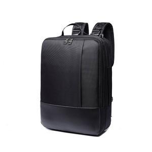 VEESUN Laptoprucksack, 3-in-1 Basic schwarz / blau / grau