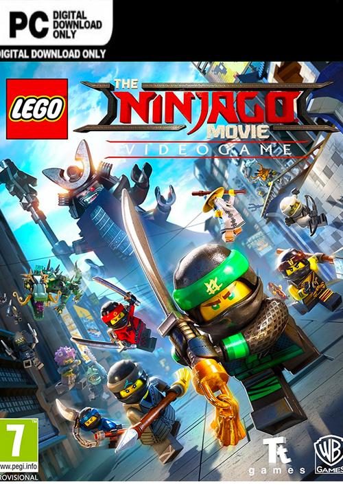 The Lego Ninjago Movie Videogame (PC, Steam-Key)