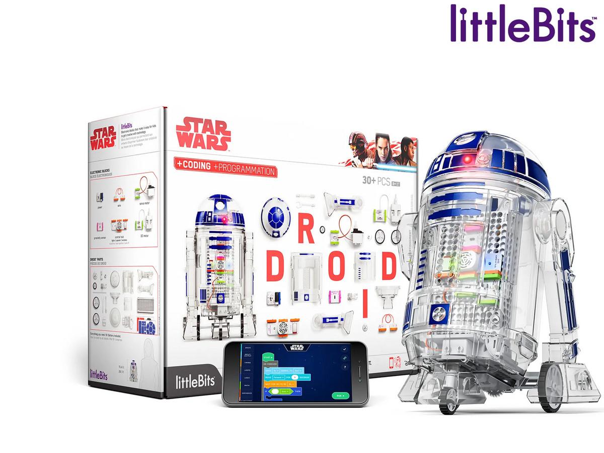 LittleBits Droiden Erfinder-Kit